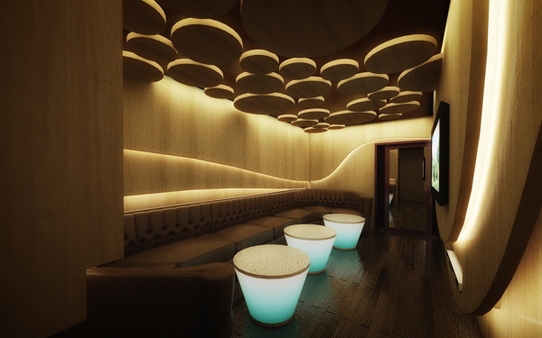 Concept design for karaoke c studio for Karaoke room design ideas
